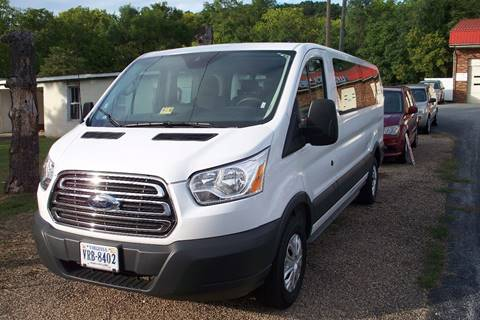 2017 Ford Transit Wagon for sale in Stanley VA