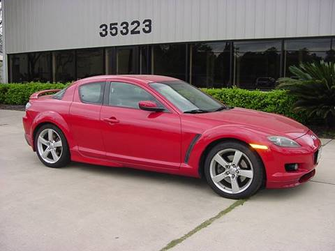 2005 Mazda RX-8 for sale in Pinehurst, TX