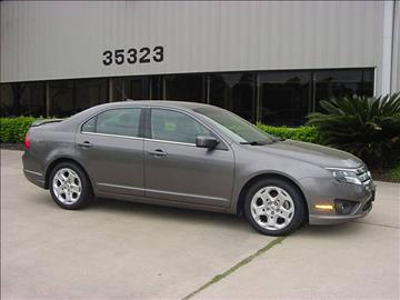 2011 Ford Fusion for sale in Pinehurst, TX