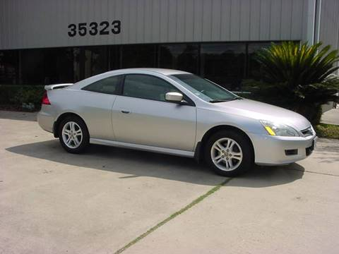 2007 Honda Accord for sale in Pinehurst, TX