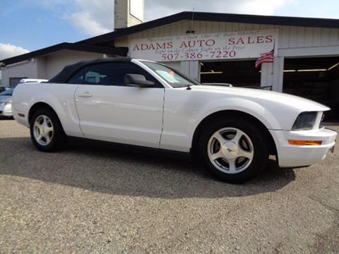 2006 Ford Mustang for sale in Mankato, MN