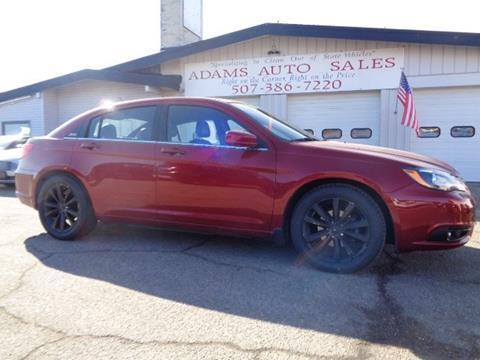 2013 Chrysler 200 for sale in Mankato, MN
