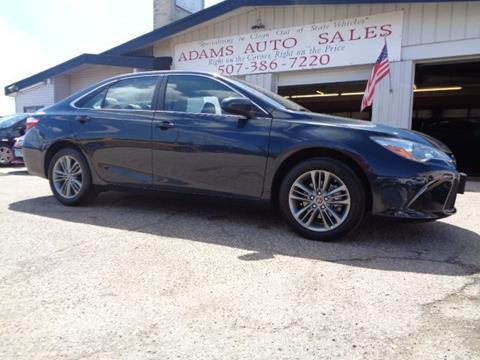 2015 Toyota Camry for sale in Mankato, MN