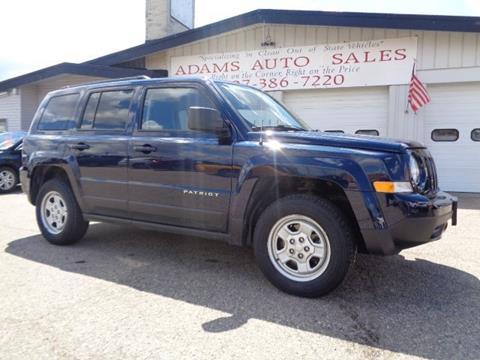 2017 Jeep Patriot for sale in Mankato, MN
