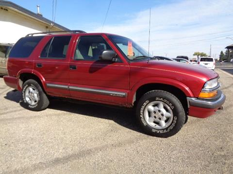 2000 Chevrolet Blazer for sale in Mankato, MN