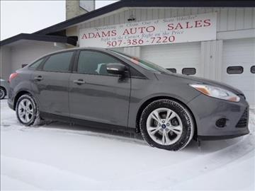 2013 Ford Focus for sale in Mankato, MN