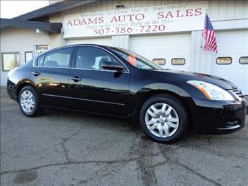 2010 Nissan Altima for sale in Mankato, MN