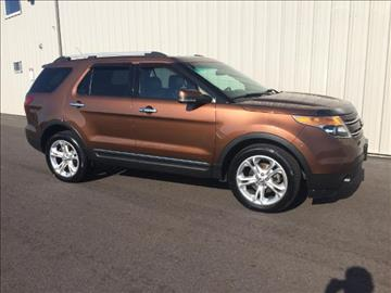 2011 Ford Explorer for sale in Baraboo, WI