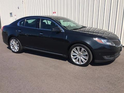 2014 Lincoln MKS for sale in Baraboo, WI