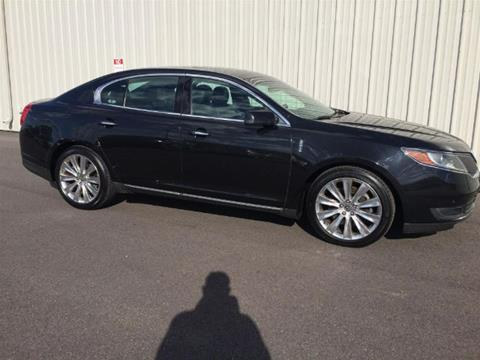 2013 Lincoln MKS for sale in Baraboo, WI