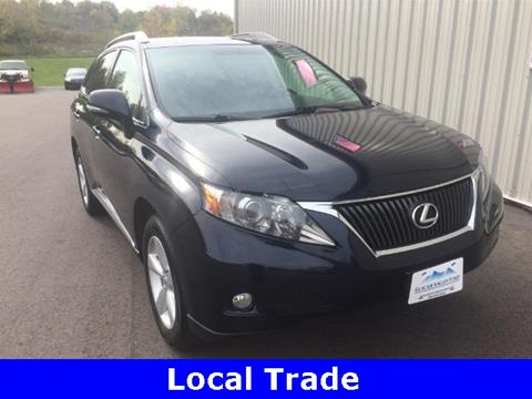 2010 Lexus RX 350 for sale in Baraboo WI