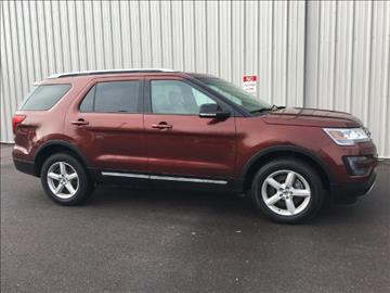 2016 Ford Explorer for sale in Baraboo, WI