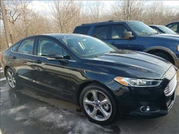 2014 Ford Fusion for sale in Baraboo, WI
