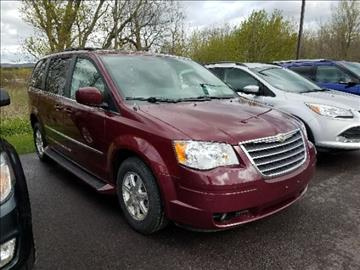 2009 Chrysler Town and Country for sale in Baraboo, WI