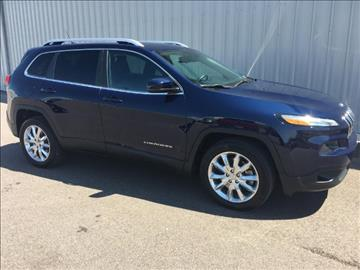 2015 Jeep Cherokee for sale in Baraboo, WI