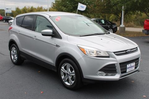 2016 Ford Escape for sale in Freeport, IL