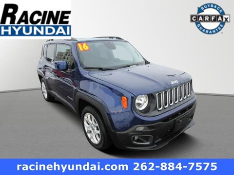 2016 Jeep Renegade for sale in Freeport, IL