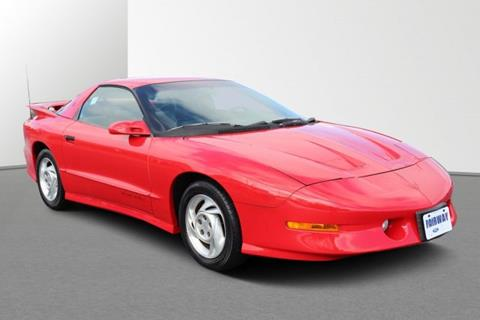 1993 Pontiac Firebird for sale in Freeport, IL