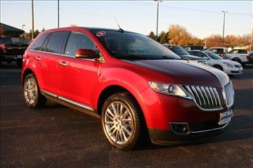 2014 Lincoln MKX for sale in Freeport, IL