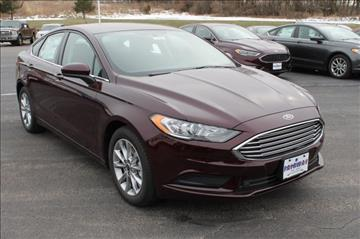 2017 Ford Fusion for sale in Freeport, IL