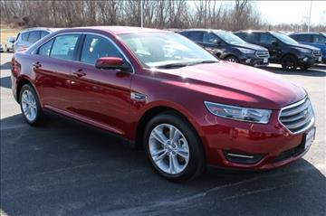 2017 Ford Taurus for sale in Freeport, IL