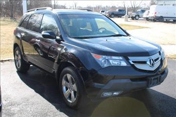 2009 Acura MDX for sale in Freeport, IL