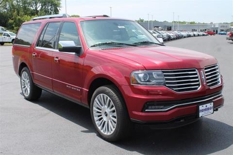 2017 Lincoln Navigator L for sale in Freeport, IL