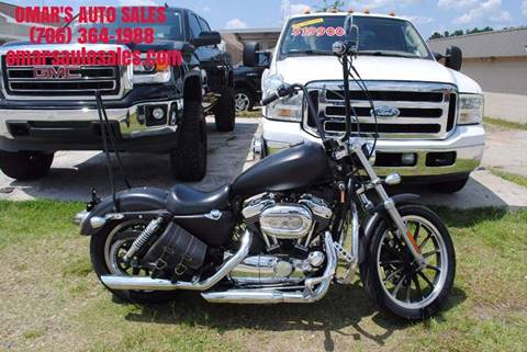 2006 Harley-Davidson Sportster for sale in Martinez, GA