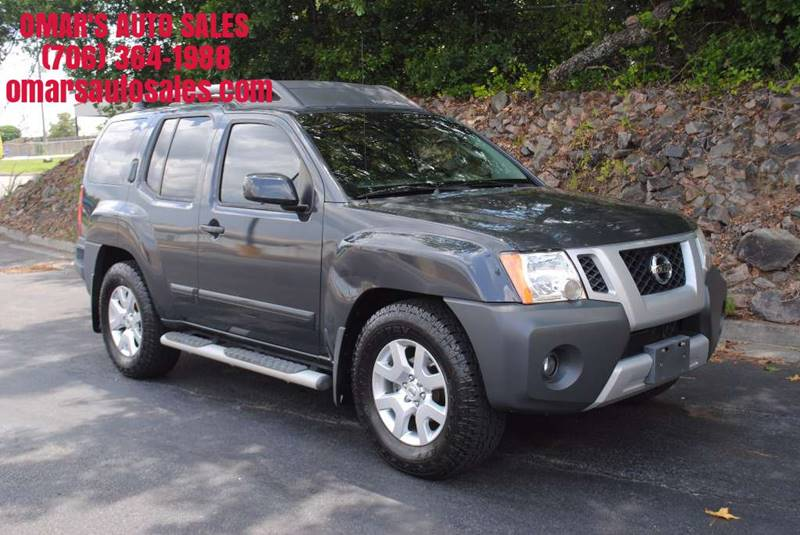 2010 NISSAN XTERRA SE 4X2 4DR SUV gray no accidents clean suv with leather navigation rear d