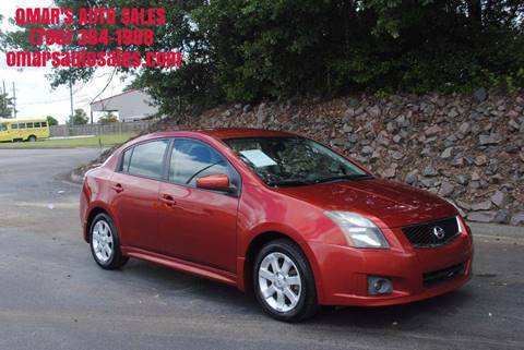 2011 Nissan Sentra for sale in Martinez, GA