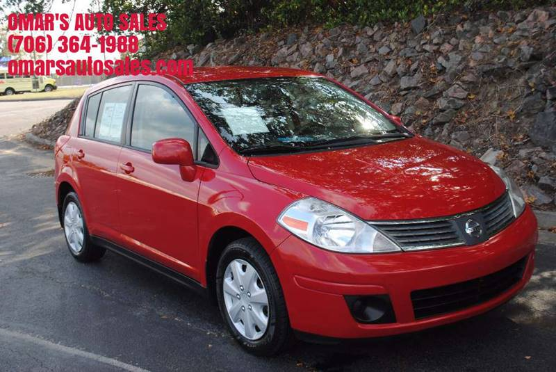 2009 NISSAN VERSA 18 S 4DR HATCHBACK 4A red door handle color - body-color front bumper color -