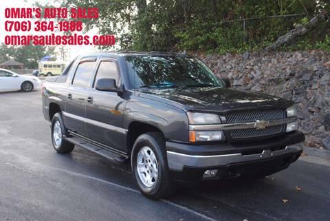 2006 Chevrolet Avalanche for sale in Martinez, GA