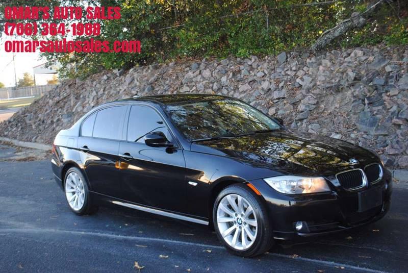 2011 BMW 3 SERIES 328I 4DR SEDAN black exhaust tip color - stainless-steel front bumper color -