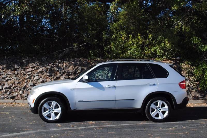2008 BMW X5 30SI AWD 4DR SUV silver door handle color - body-color front bumper color - body-co
