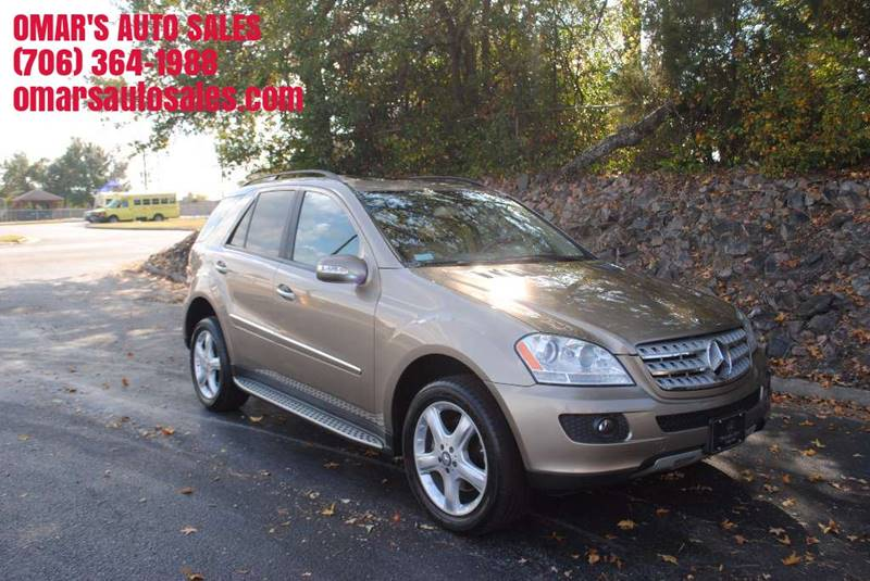2008 MERCEDES-BENZ M-CLASS ML 350 AWD 4MATIC 4DR SUV gold air filtration - active charcoal armre
