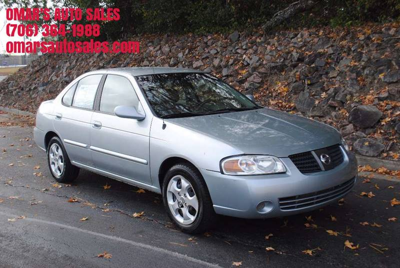 2004 NISSAN SENTRA 18 S 4DR SEDAN silver front air conditioning center console multi-function