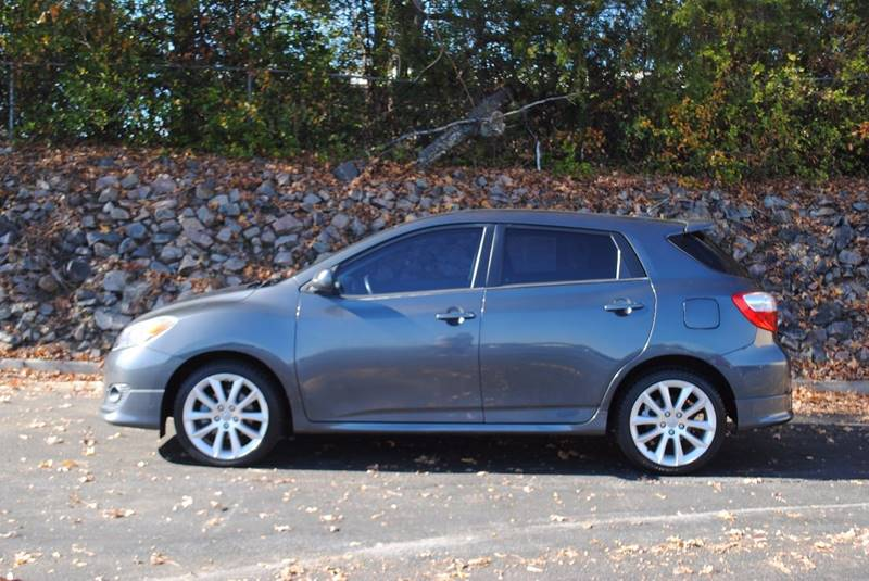 2009 TOYOTA MATRIX XRS 4DR WAGON 5A gray clean carfax great gas saver excellent vehicle for new
