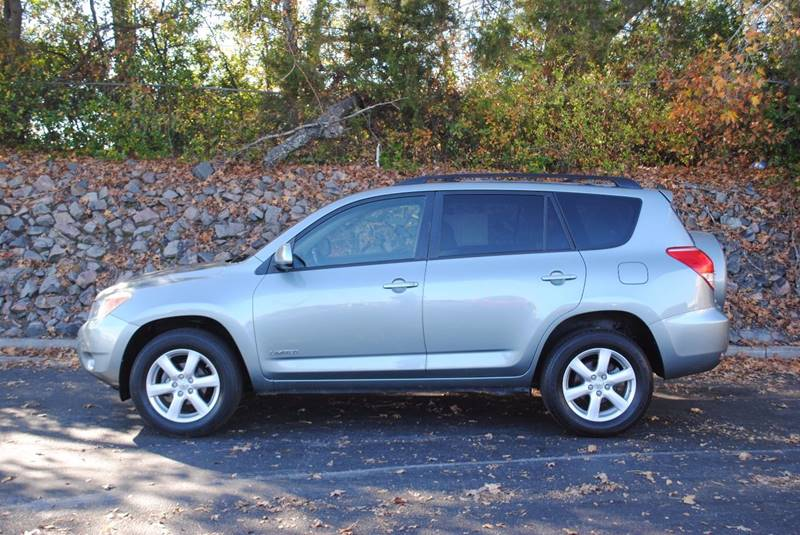 2006 TOYOTA RAV4 LIMITED 4DR SUV 4WD green grille color - chrome rear spoiler air filtration f