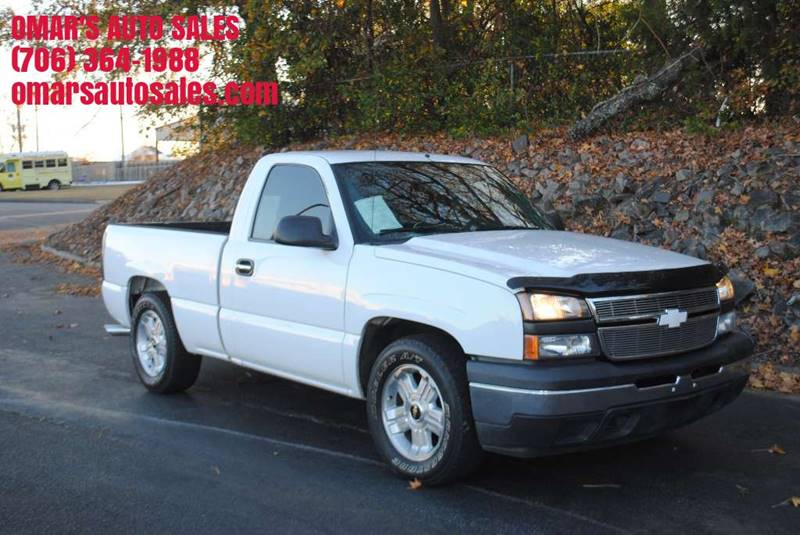 2007 CHEVROLET SILVERADO 1500 CLASSIC LS 2DR REGULAR CAB 6.5 FT. SB
