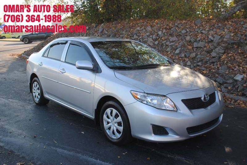 2010 TOYOTA COROLLA BASE 4DR SEDAN 4A silver front bumper color - body-color mirror color - blac