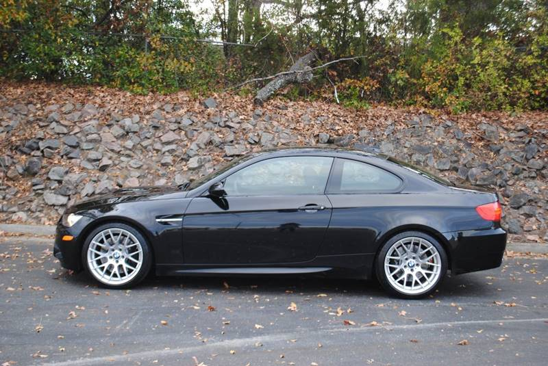 2011 BMW M3 BASE 2DR COUPE black exhaust - dual tip exhaust tip color - stainless-steel mirror