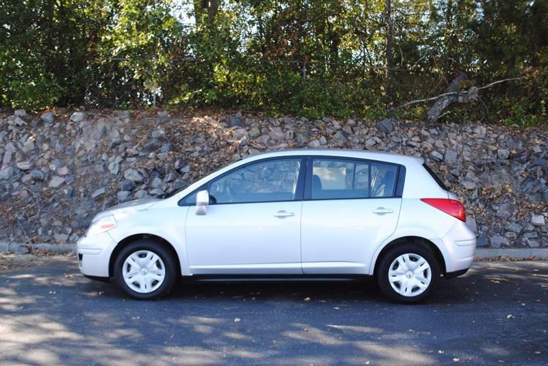 2011 NISSAN VERSA 18 S 4DR HATCHBACK 4A silver front bumper color - body-color grille color - c