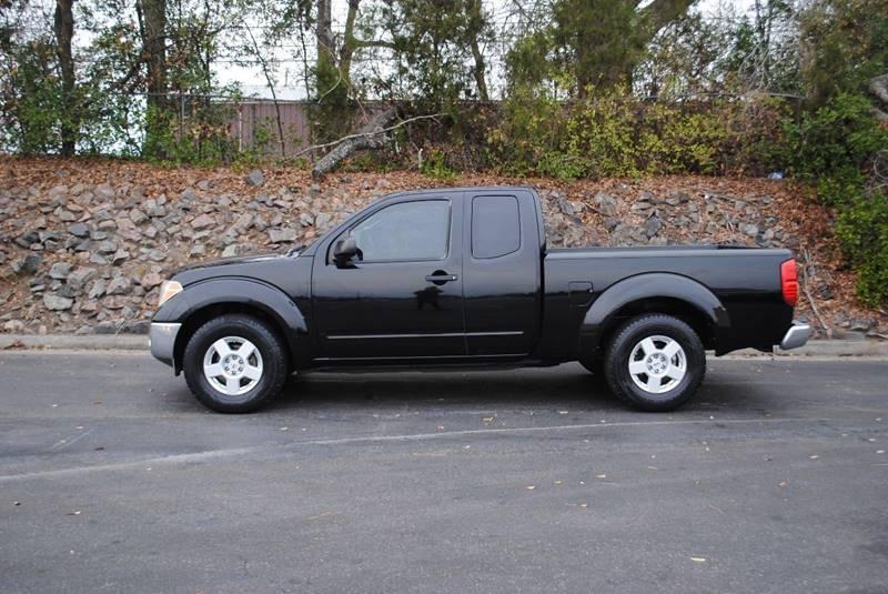 2006 NISSAN FRONTIER SE 4DR KING CAB SB 5A black pickup bed light pickup bed type - fleetside f