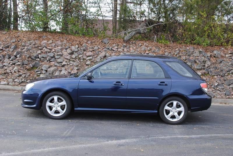 2006 SUBARU IMPREZA 25 I AWD 4DR WAGON WAUTOMATIC blue air filtration floor mat material - car