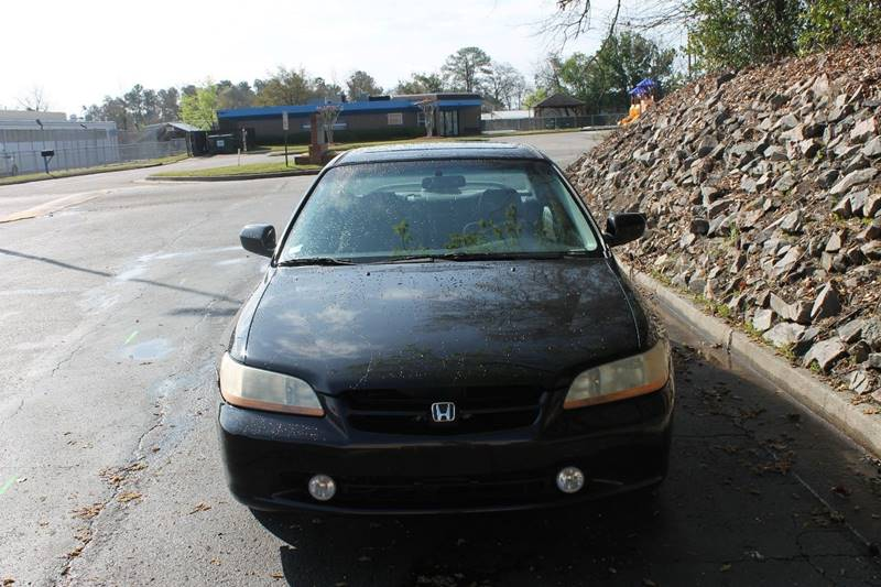 2000 HONDA ACCORD EX V6 4DR SEDAN black great price clean car must see front air conditioning