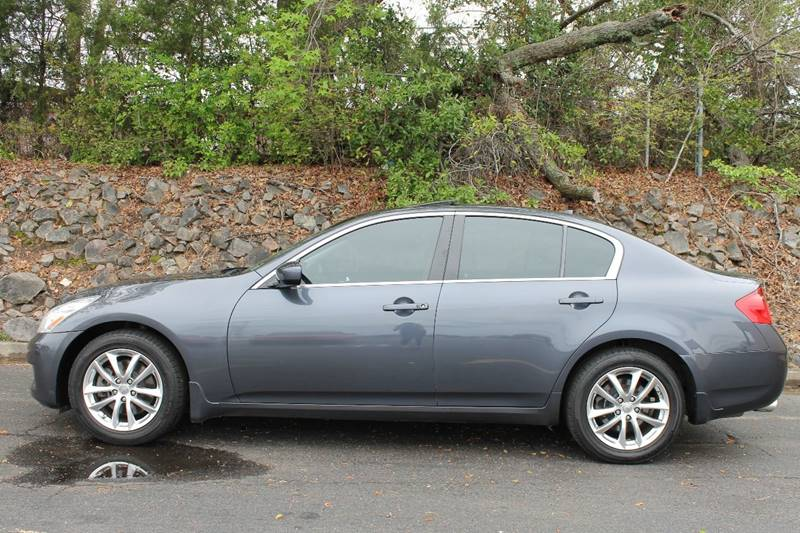 2009 INFINITI G37 SEDAN X AWD 4DR SEDAN blue push start navigation sun roof heated seats plus