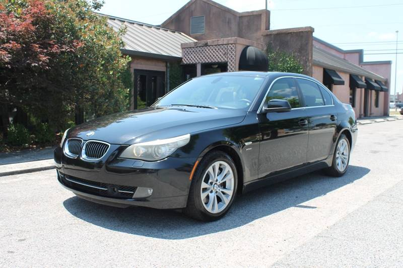 2010 BMW 5 SERIES 535I XDRIVE AWD 4DR SEDAN black very clean low mileage must see exhaust - dua