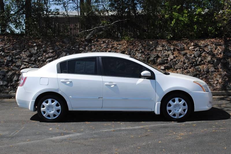 2012 NISSAN SENTRA 20 4DR SEDAN 6M white door handle color - body-color front bumper color - bo