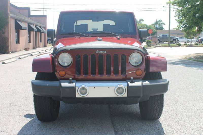 2008 JEEP WRANGLER SAHARA 4X4 2DR SUV burgundy jeep wrangler with removable doors and brand new s