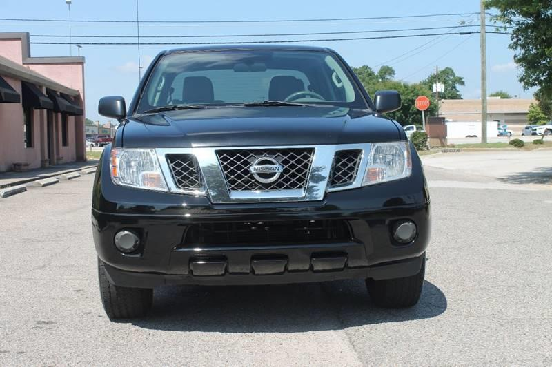 2012 NISSAN FRONTIER S 4X2 4DR CREW CAB SWB PICKUP 5A black low miles great condition must see